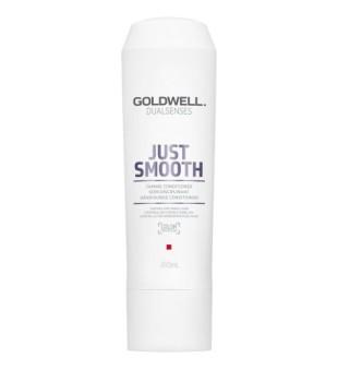 Goldwell Dualsenses Just Smooth Taming Conditioner Glotninantis kondicionierius, 200ml | inbeauty.lt
