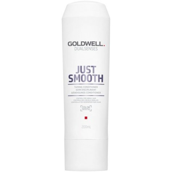 Dualsenses Just Smooth Taming Conditioner Glotninantis kondicionierius, 200ml