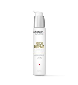 Goldwell Dualsenses Rich Repair 6 Effects Serum Atkuriamasis plaukų serumas, 100ml | inbeauty.lt