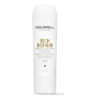 Goldwell Dualsenses Rich Repair Restoring Conditioner Atkuriamasis kondicionierius, 200ml | inbeauty.lt