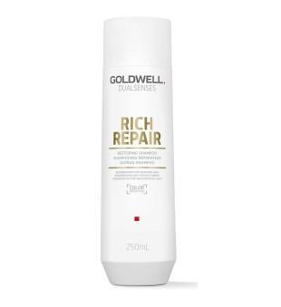 Goldwell Dualsenses Rich Repair Restoring Shampoo Atkuriamasis šampūnas, 250ml | inbeauty.lt