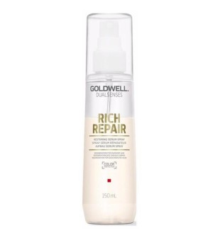 Goldwell Dualsenses Rich Repair Restoring Serum Spray Dvifazis atkuriamasis serumas, 150ml | inbeauty.lt