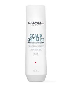 Goldwell Dualsenses Scalp Specialist Anti Dandruff Shampoo Šampūnas nuo pleiskanų, 250ml | inbeauty.lt