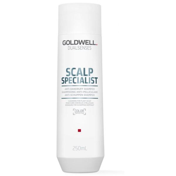 Dualsenses Scalp Specialist Anti Dandruff Shampoo Šampūnas nuo pleiskanų, 250ml