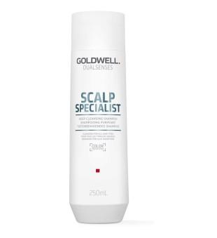 Goldwell Dualsenses Scalp Specialist Deep Cleansing Shampoo Giliai valantis šampūnas, 250ml | inbeauty.lt