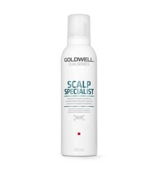 Goldwell Dualsenses Scalp Specialist Sensitive Foam Shampoo Putos-šampūnas jautriai galvos odai, 250ml | inbeauty.lt