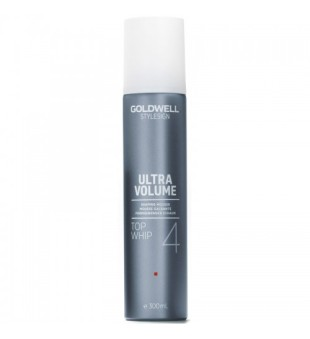 Goldwell Ultra Volume Top Whip Plaukų putos, 300ml | inbeauty.lt