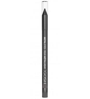 Gosh Metal Eyes Akių pieštukas, 1,2g | inbeauty.lt
