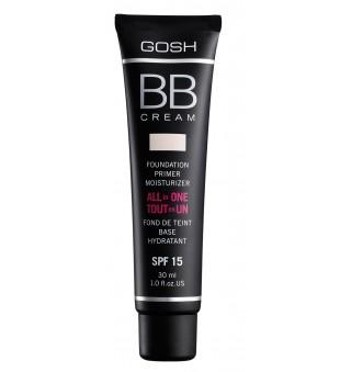 Gosh BB cream All In One Spf 15 kremas, 30 ml | inbeauty.lt