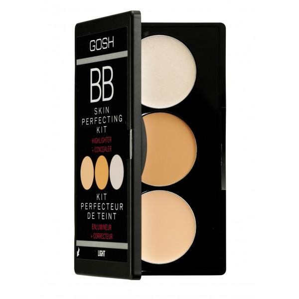 BB Skin Perfecting Kit Maskuojamųjų priemonių rinkinys, 5.4g