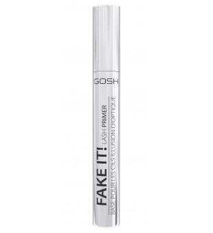 Gosh Lash Primer Fake It Blakstienas stiprinantis tušo pagrindas, 8 ml | inbeauty.lt