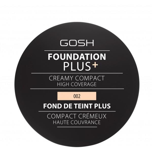 Kreminė kompaktinė pudra – FoundationPlus, 36g