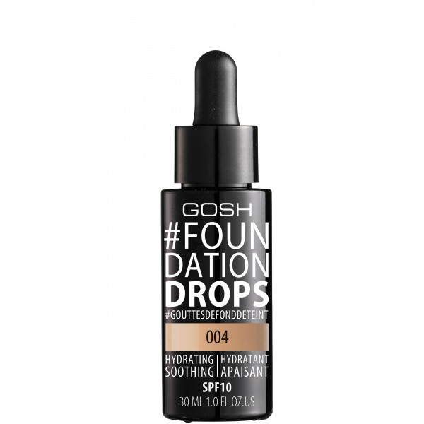 Foundation Drops Kreminė pudra, 30 ml