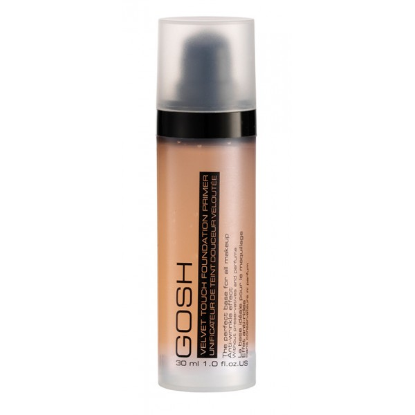 Velvet Touch Foundation Primer Apricot Makiažo pagrindas, 30 ml