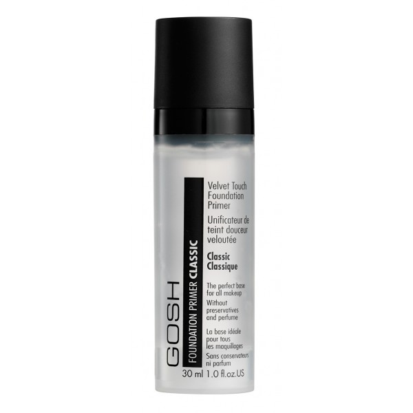 Velvet Touch Foundation Primer Classic Makiažo pagrindas, 30 ml