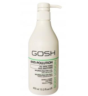 Gosh Anti-Pollution Body Lotion Kūno losjonas, 450ml | inbeauty.lt
