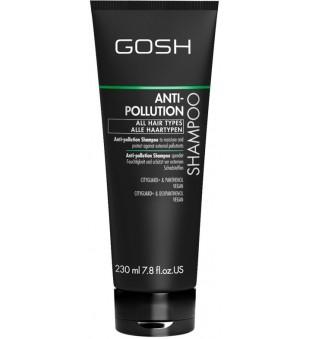 Gosh Anti-Pollution Shampoo Šampūnas nuo aplinkos taršos, 230ml | inbeauty.lt
