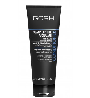Gosh Pump Up the Volume Apimties suteikiantis plaukų kondicionierius, 230 ml | inbeauty.lt