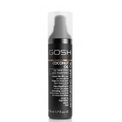 Drėkinantis plaukų aliejus - Coconut, 50 ml