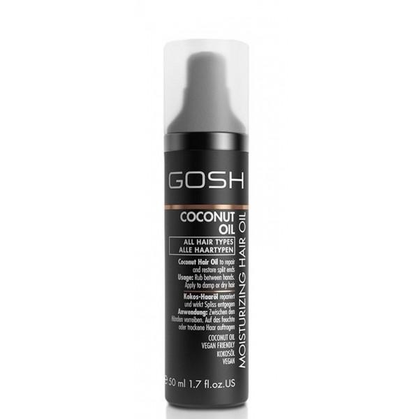 Coconut Oil  Moisturizing Hair Oil Drėkinantis plaukų aliejus – Coconut, 50 ml