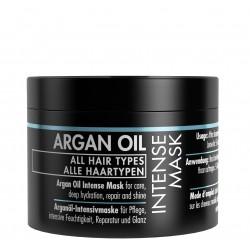 Argan Oil Intense Mask Intensyvaus poveikio plaukų kaukė su argano aliejumi, 175 ml
