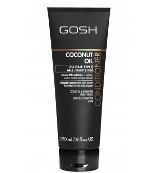 Gosh Coconut Oil Plaukų kondicionierius su kokosų aliejumi, 230 ml | inbeauty.lt