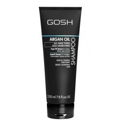 Plaukų šampūnas su argano aliejumi, 230 ml