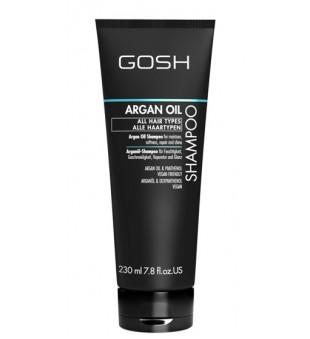 Gosh Argan Oil Plaukų šampūnas su argano aliejumi, 230 ml | inbeauty.lt