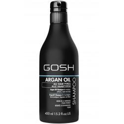 Plaukų šampūnas su argano aliejumi, 450 ml