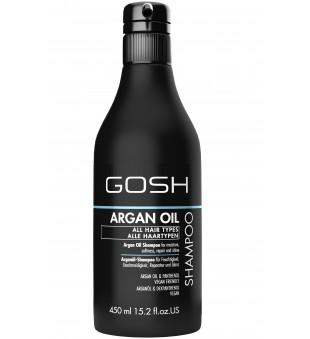 Gosh Argan Oil Plaukų šampūnas su argano aliejumi, 450 ml | inbeauty.lt