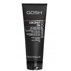 Plaukų šampūnas su kokosų aliejumi, 230 ml
