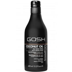 Coconut Oil Plaukų šampūnas su kokosų aliejumi, 450 ml