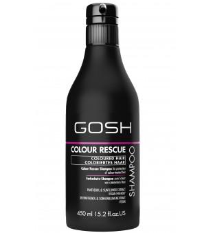 Gosh Colour Rescue Šampūnas dažytiems plaukams, 450 ml | inbeauty.lt