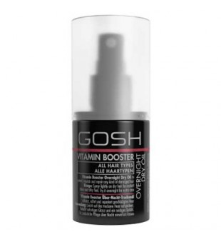 Gosh Vitamin Booster Overnight Dry Oil  Sausas aliejus plaukams, 75 ml | inbeauty.lt