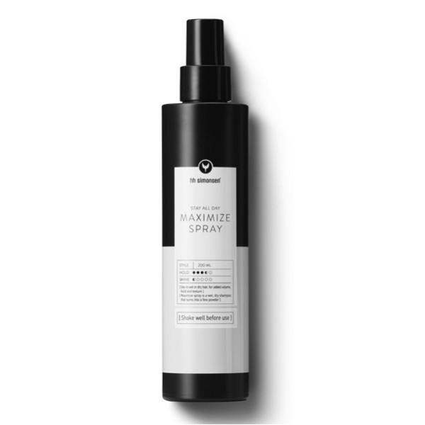Maximize Spray Apimties suteikiantis purškiklis plaukams, 200ml