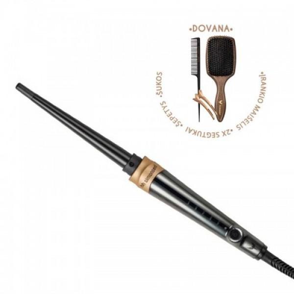 ROD VS1 Gold Plaukų formavimo įrankių rinkinys, 1vnt