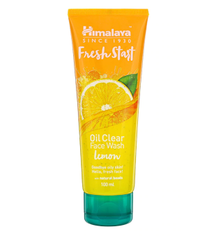 Fresh Start Veido prausiklis su citrinomis, 100ml