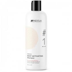 Innova Root Activating Shampoo Plaukų šaknis aktyvuojantis šampūnas, 300ml