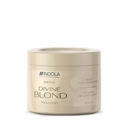 Kaukė atkurianti plaukų spalvą Divine Blond 200 ml