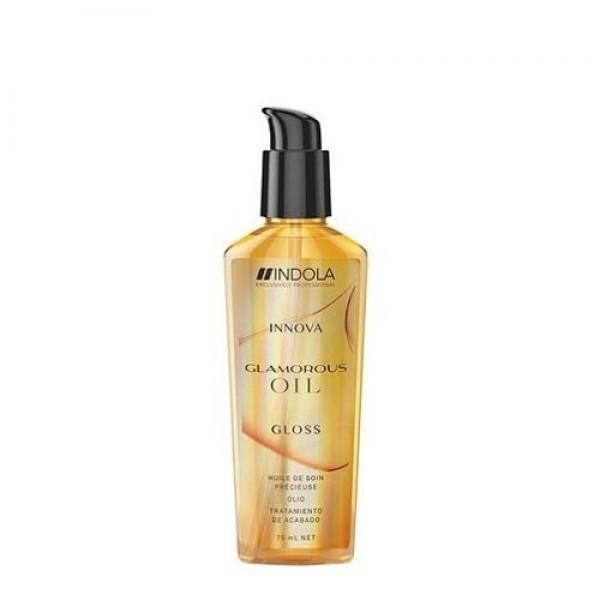 Innova Glamorous Oil Gloss Spindesio suteikiantis plaukų aliejus, 75ml