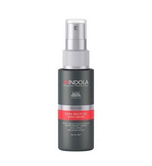 Indola Innova Kera Restore Spray Serum Purškiamas plaukų serumas su keratinu, 50ml | inbeauty.lt