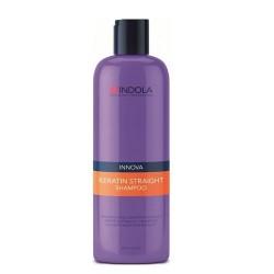 Glotninamasis plaukų šampūnas Keratin Straight 300 ml