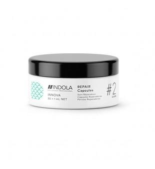 Indola  Atstatančios plaukus kapsulės Repair  30x1 ml | inbeauty.lt