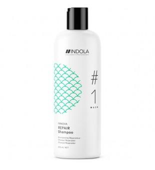 Indola Atstatomasis plaukų šampūnas Repair  300 ml | inbeauty.lt