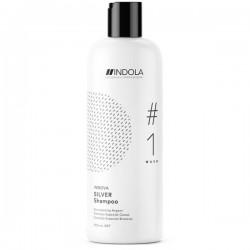 Innova Silver Shampoo Šampūnas šviesiems plaukams, 300ml