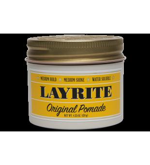 Layrite  Original Vidutinės fiksacijos plaukų pomada, 120g | inbeauty.lt