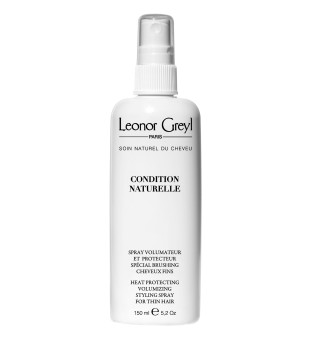 Leonor Greyl Condition Naturelle Heat Protecting Volumizing Spray Purškiamas plaukų kondicionierius, 150 ml | inbeauty.lt