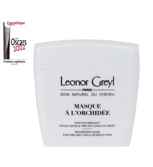 Leonor Greyl Masque A L'Orchidee Deep Conditioning Mask Minkštinamoji plaukų kaukė, 200 ml | inbeauty.lt