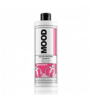Mood Apsauginis šampūnas dažytiems plaukams - Color Protect, 400 ml | inbeauty.lt