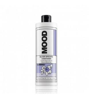 Mood  Silver Specific Kondicionieirus šviesiems plaukams, 400 ml | inbeauty.lt